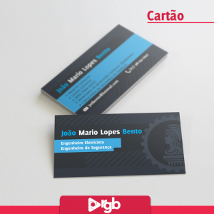 Cartão João Bento