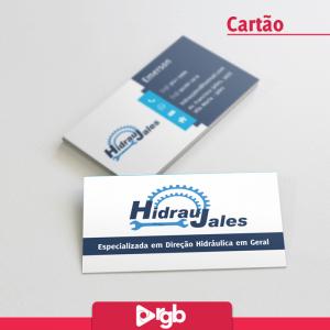 Cartão HidrauJales