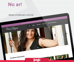 Site Cris Dezan Modas